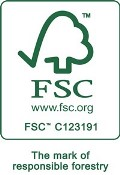 Baltic birch plywood FSC certified